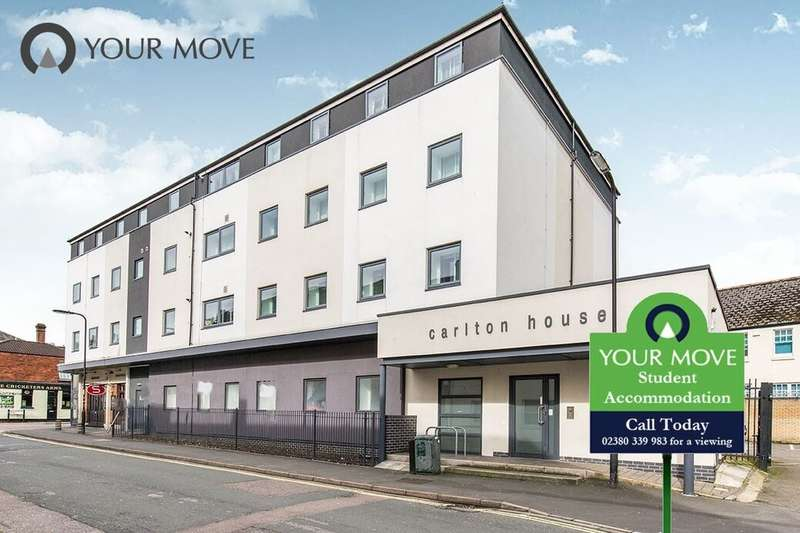 6 Bedrooms Flat for rent in Carlton Place, Southampton, SO15