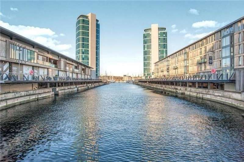 1 Bedroom Flat for rent in Chatham Quays Dock Head Road, Chatham, ME4