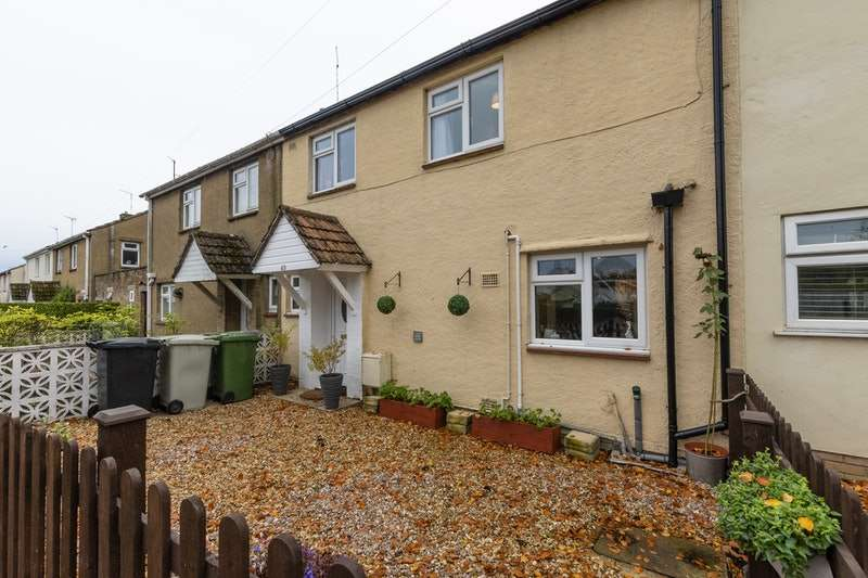 3 Bedrooms Terraced House for sale in Coppice Road, Stamford, Rutland, PE9