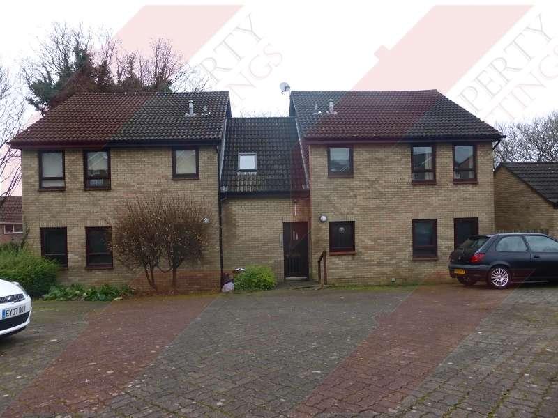 1 Bedroom Studio Flat for rent in Rhodfar Eos, Cwmrhydyceirw, Swansea, SA6 6TF