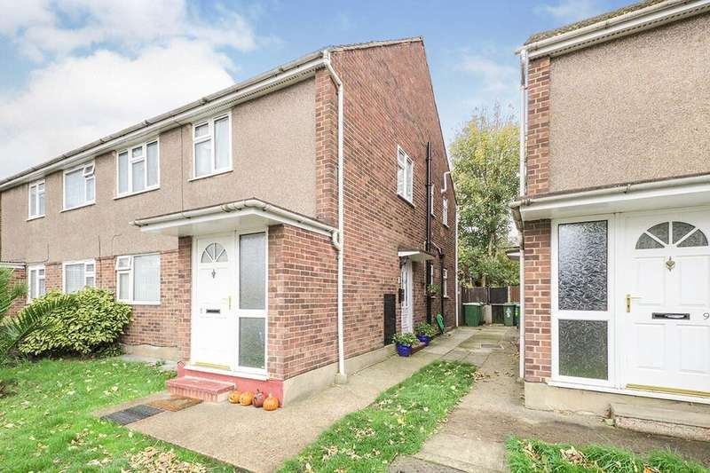 2 Bedrooms Flat for sale in Ely Close, Erith, DA8