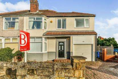 4 Bedrooms Semi Detached House for sale in Gleadless Common, Sheffield, South Yorkshire