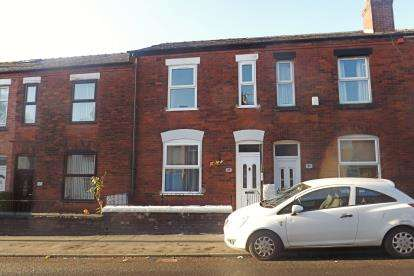 3 Bedrooms Terraced House for sale in Park Street, Swinton, Manchester, Greater Manchester