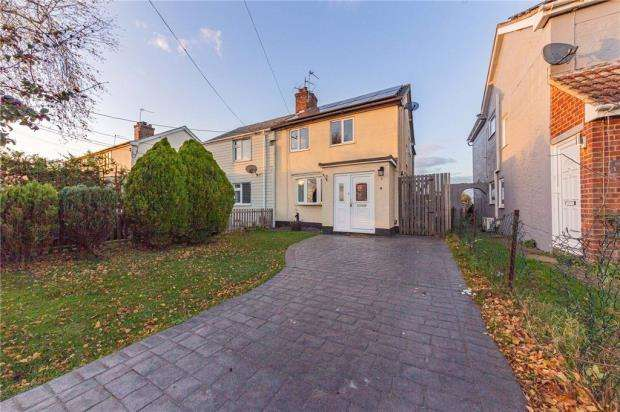 4 Bedrooms Semi Detached House for sale in Salmons Corner, Coggeshall, Colchester