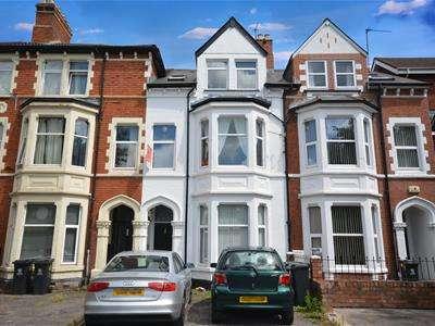 2 Bedrooms Property for rent in Llandaff Road, Pontcanna, Cardiff