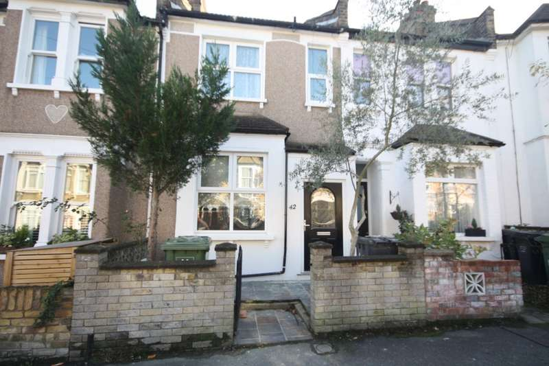 3 Bedrooms Terraced House for rent in Brightside Road, London, se13