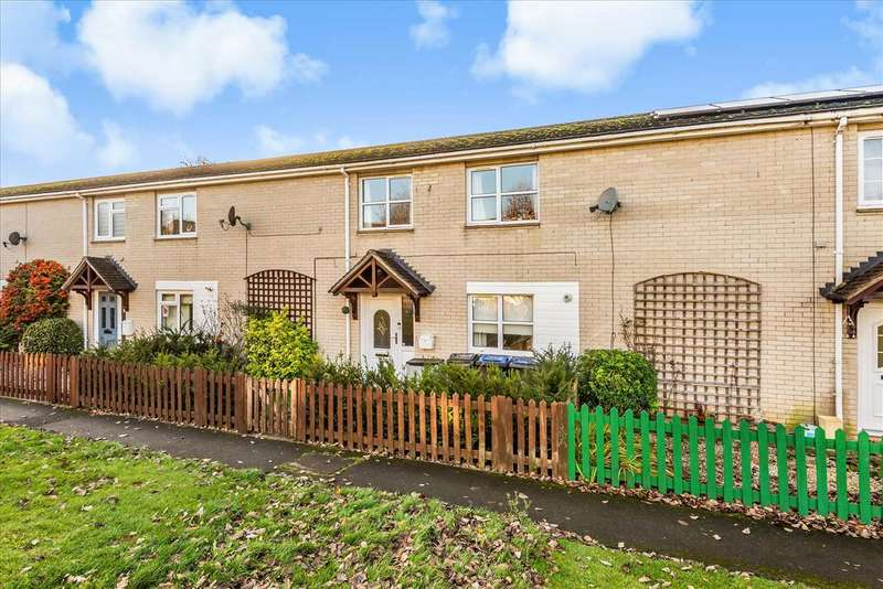 4 Bedrooms Terraced House for sale in Nadder Road, Tidworth
