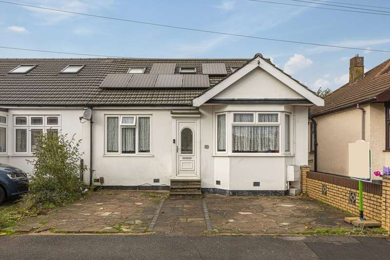 5 Bedrooms Semi Detached Bungalow for sale in Bede Road, Chadwell Heath, Romford, RM6