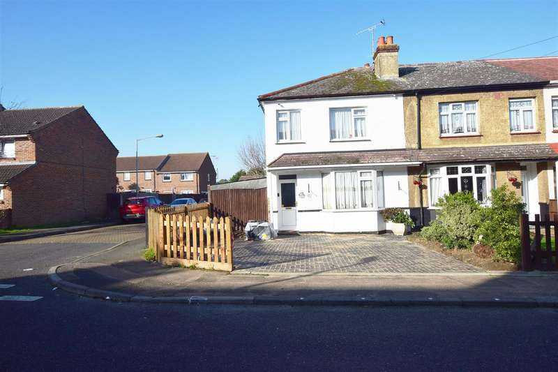 3 Bedrooms End Of Terrace House for sale in High Dewar Road, Rainham, Gillingham