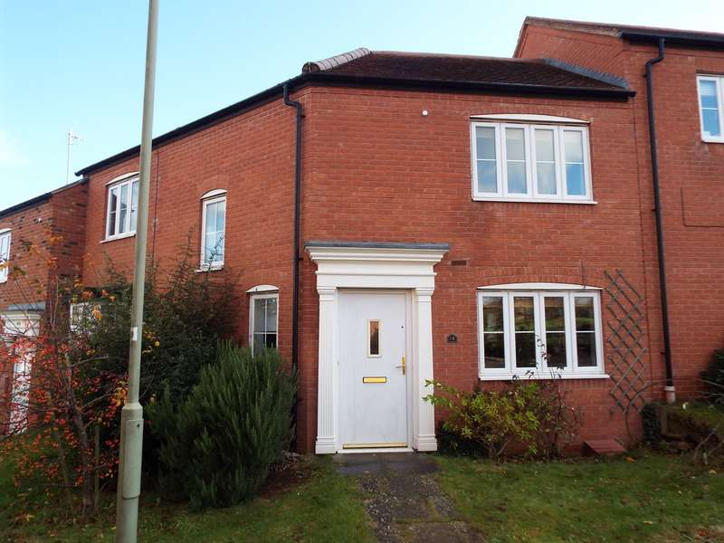 3 Bedrooms Terraced House for rent in Lord Fielding Close, Banbury, OX16