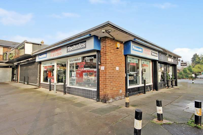 Shop Commercial for rent in Lodge Drive, Culcheth, Warrington, WA3