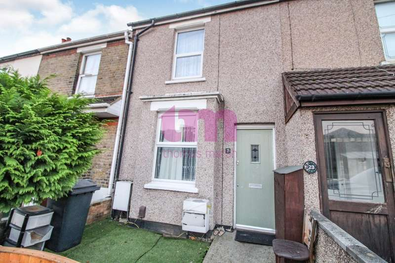 2 Bedrooms Terraced House for sale in Brooke Road, Grays