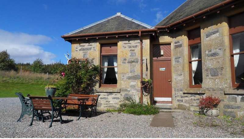 2 Bedrooms Cottage House for sale in Kingraig, PH21 1LX