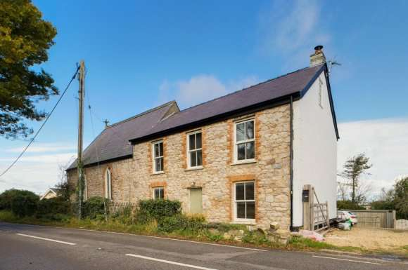 5 Bedrooms Detached House for rent in Knelston, Reynoldston, Swansea, SA3