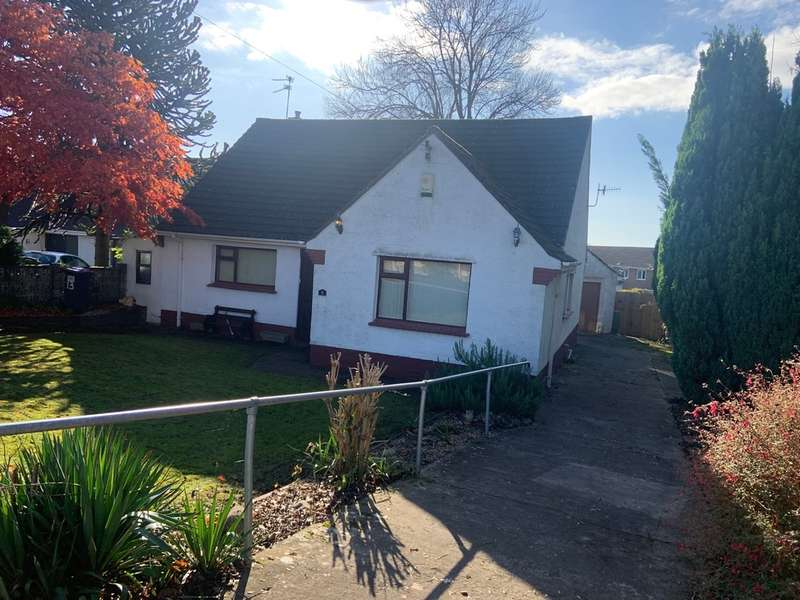 2 Bedrooms Detached Bungalow for sale in Chapel Lane, Croesyceiliog, Cwmbran