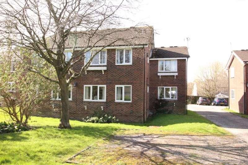 1 Bedroom Flat for rent in Millersdale Court, Glossop, SK13
