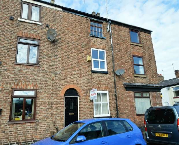 3 Bedrooms Town House for rent in Newton Street, Macclesfield, Cheshire