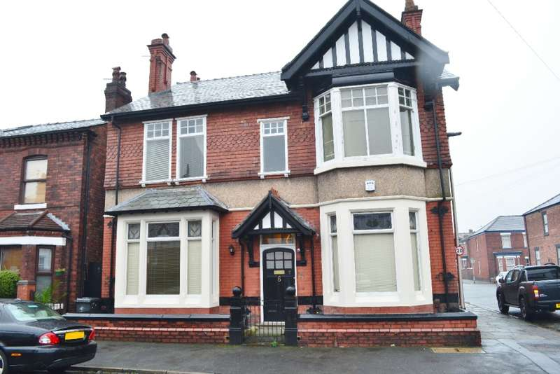 5 Bedrooms Detached House for rent in Wrightington Street, , Wigan, WN1 2BX