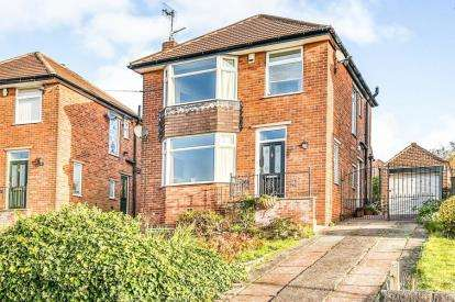 3 Bedrooms Detached House for sale in Charnock Wood Road, Sheffield, South Yorkshire