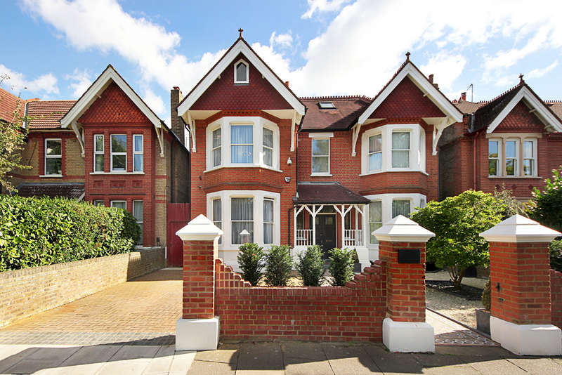 7 Bedrooms Detached House for sale in Tring Ave, W5