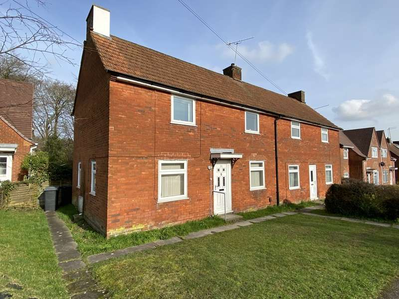 5 Bedrooms Semi Detached House for rent in Battery Hill, Winchester