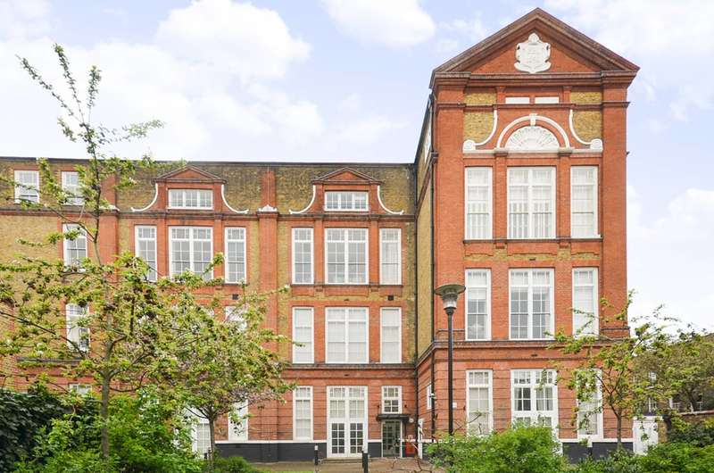 2 Bedrooms Flat for sale in Wollaton House, Islington, N1