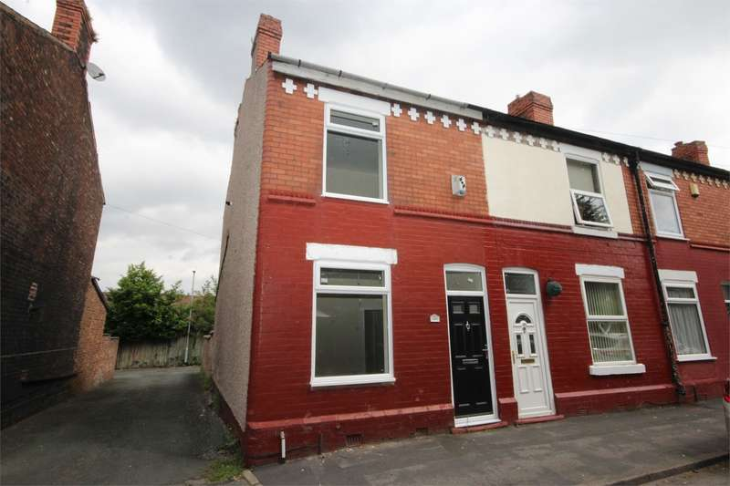 2 Bedrooms End Of Terrace House for rent in Thelwall Lane, Latchford, Warrington, WA4