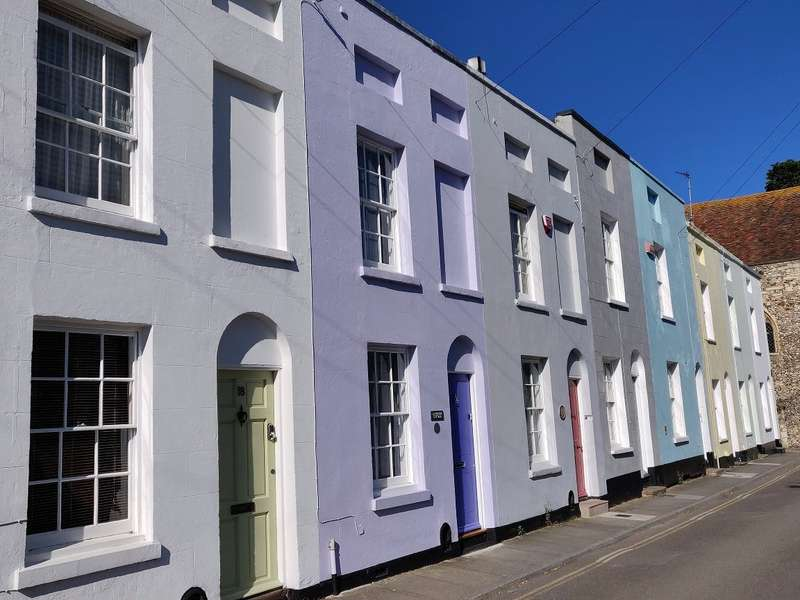 2 Bedrooms Terraced House for sale in Blackfriars Street, Canterbury, CT1