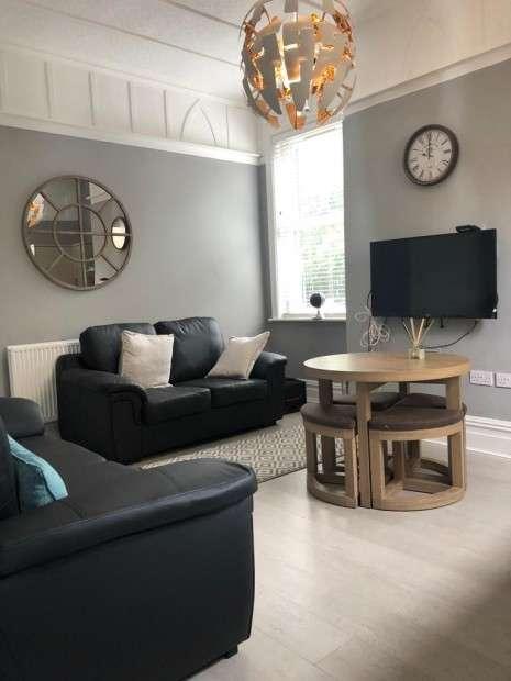 6 Bedrooms Terraced House for rent in Wellfield Road, Preston, PR1