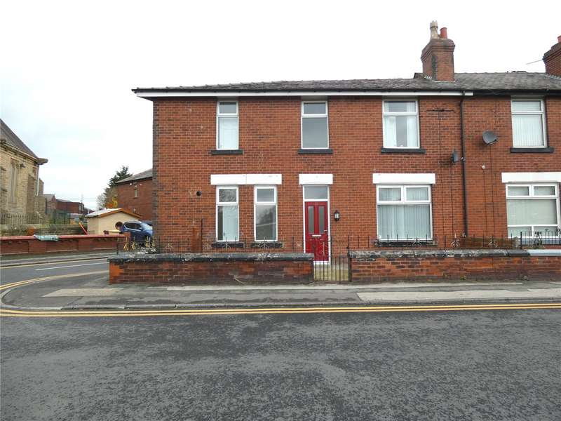 2 Bedrooms End Of Terrace House for sale in Church Road, Farnworth, Bolton, BL4