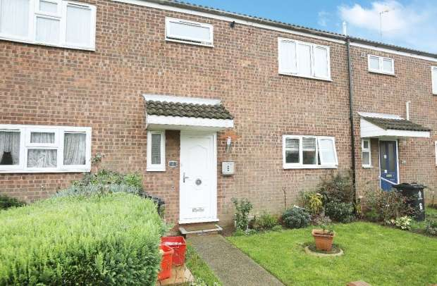 3 Bedrooms Terraced House for sale in Polstead Way, Clacton-On-Sea, Essex, CO16 7AJ