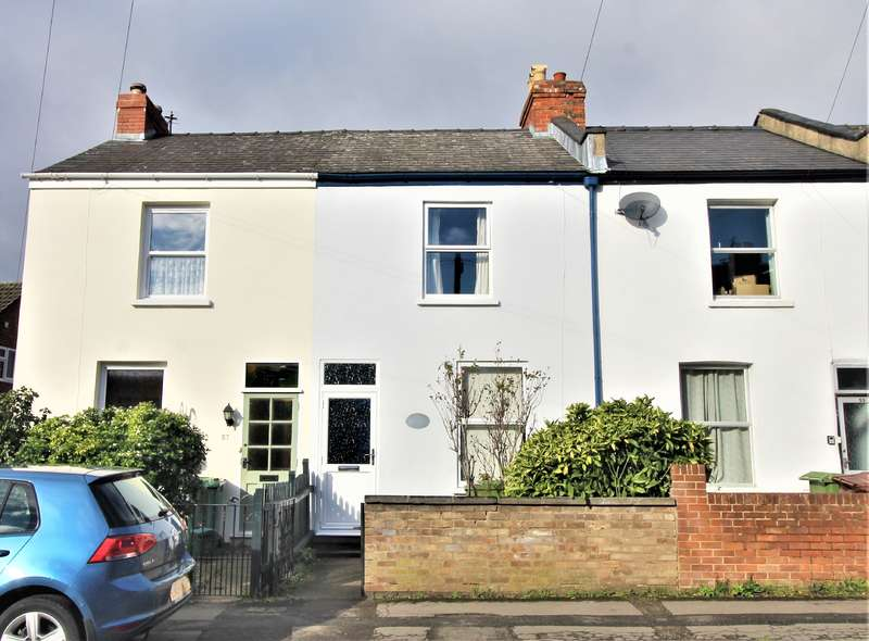 2 Bedrooms Terraced House for sale in LECKHAMPTON, GL53