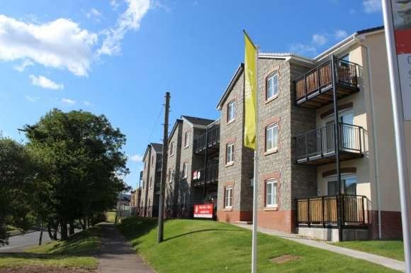 1 Bedroom Property for rent in Heol Gruffydd, Rhydyfelin, Pontypridd, CF37