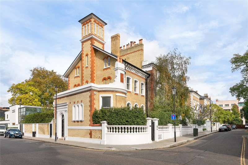 5 Bedrooms Semi Detached House for sale in Carlyle Square, London, SW3