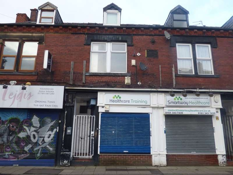 Mixed Use Commercial for sale in 14/14a Old Street, Ashton-under-Lyne, Lancashire