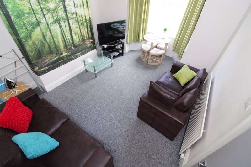 1 Bedroom House Share for rent in S7 - Abbeydale Road - 8am to 8pm viewings