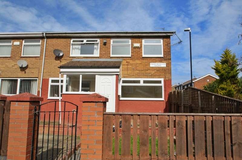 3 Bedrooms End Of Terrace House for rent in Knaresbrough Square, Sunderland