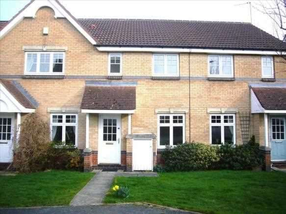 2 Bedrooms Terraced House for rent in Angelica Close, Harrogate