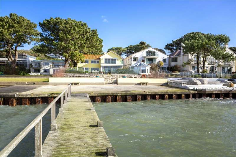 4 Bedrooms Property for sale in Panorama Road, Sandbanks, Poole, BH13