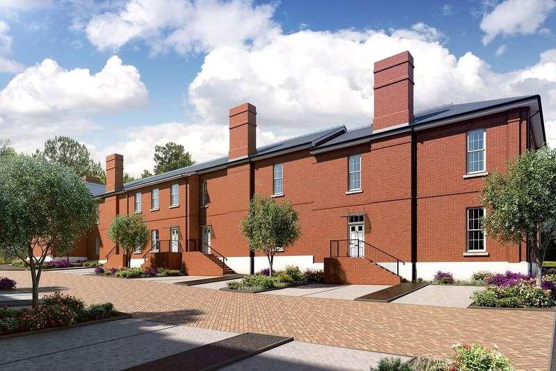 3 Bedrooms House for sale in Hope Grants Road, Aldershot, Hampshire, GU11