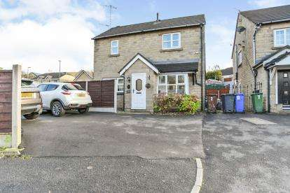 3 Bedrooms Detached House for sale in Newbridge View, Mossley, Tameside, Greater Manchester