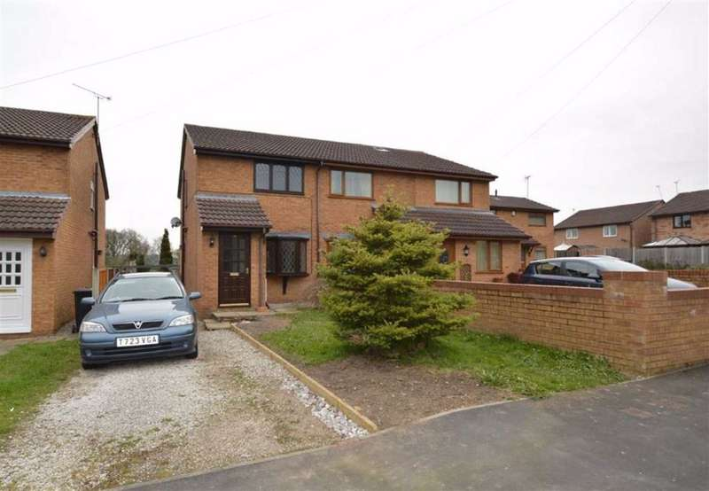2 Bedrooms Terraced House for rent in Bryn Mawr, Buckley, Flintshire