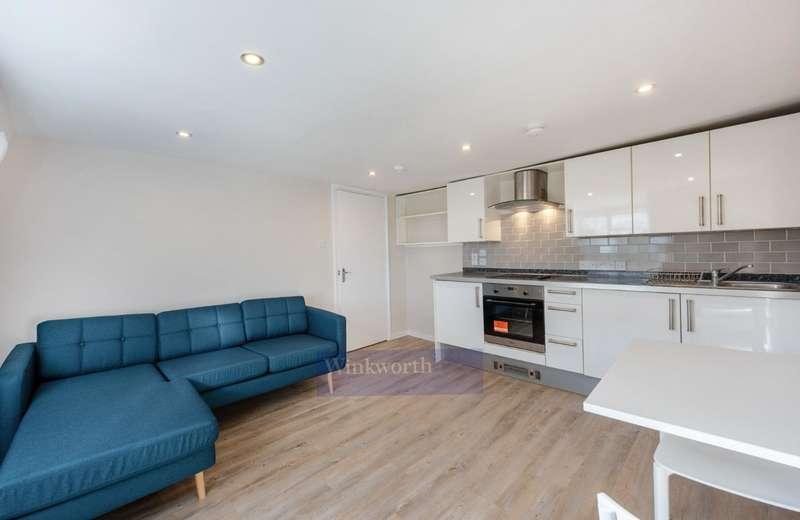 2 Bedrooms Flat for rent in KENNINGTON PARK ROAD, SE11