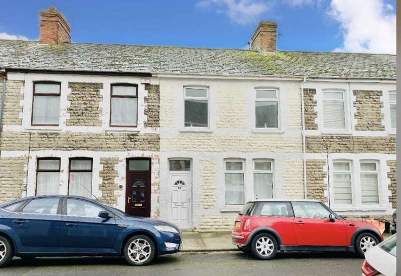 3 Bedrooms Semi Detached House for rent in Princes Street, BARRY