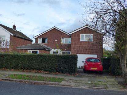 6 Bedrooms Detached House for sale in Randale Drive, Unsworth, Bury, Greater Manchester, BL9