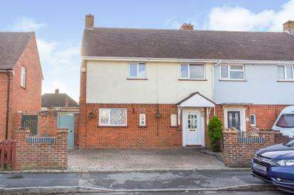 3 Bedrooms Semi Detached House for sale in Bridgemary, Gosport, Hampshire