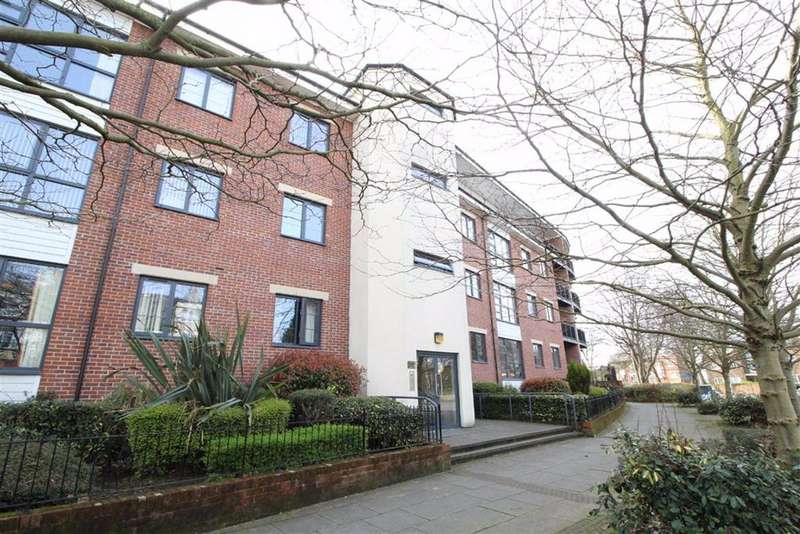 2 Bedrooms Flat for rent in Regents Court, 223 Upper Chorlton Road, Whalley Range