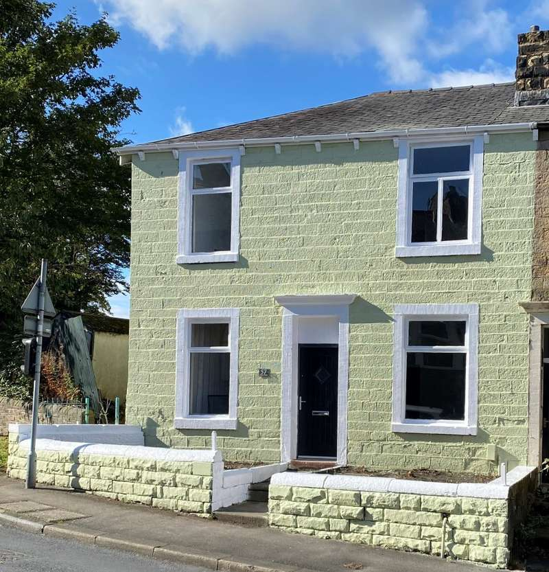 2 Bedrooms End Of Terrace House for sale in Hibson Road, Nelson, Lancashire, BB9 0AE