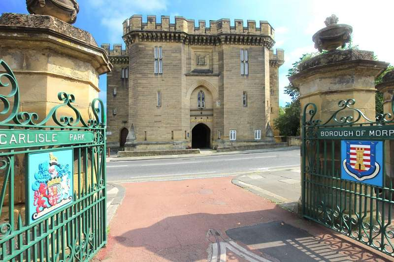 1 Bedroom Apartment Flat for rent in Morpeth Court, Castle Bank, Morpeth