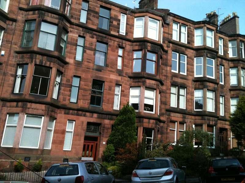 1 Bedroom Flat for rent in Novar Drive, Hyndland, Glasgow west End, G12 9TA